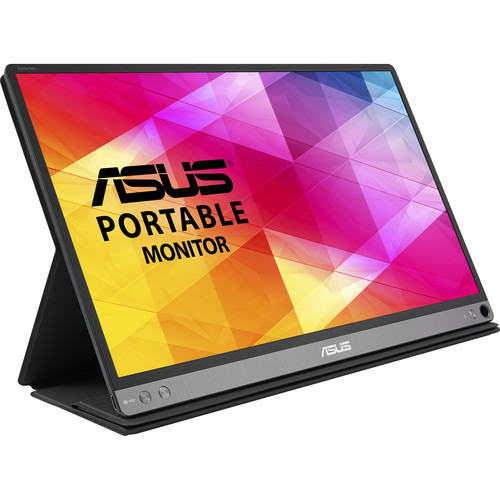 "ASUS MB16AC 15.6"" 16:9 Full HD Portable IPS Monitor"