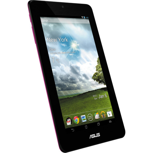 "ASUS 16GB MeMO Pad 7"" Tablet (Cherry Pink)"