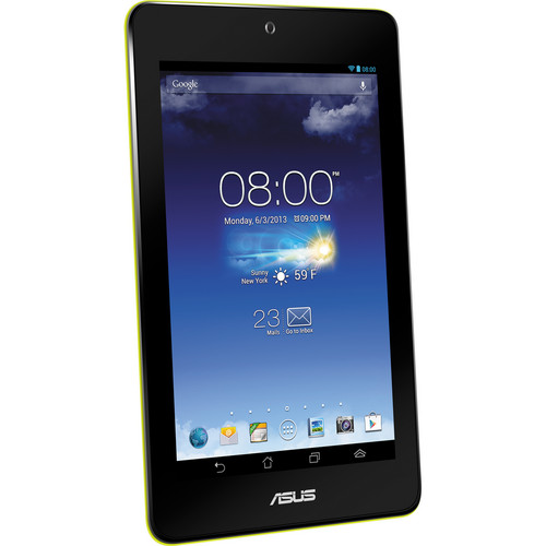 ASUS 16GB MeMO Pad HD 7 Tablet (Green)