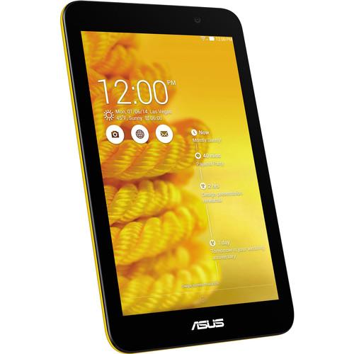 """ASUS 16GB ME176CX MeMO Pad 7"""" Wi-Fi Tablet (Yellow)"""