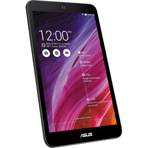 "ASUS 16GB ME181C MeMO Pad 8"" Wi-Fi Tablet (Black)"
