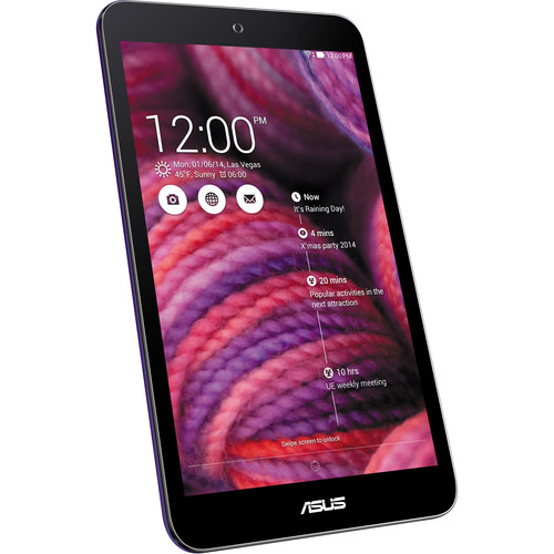 "ASUS 16GB ME181C MeMO Pad 8"" Wi-Fi Tablet (Purple)"