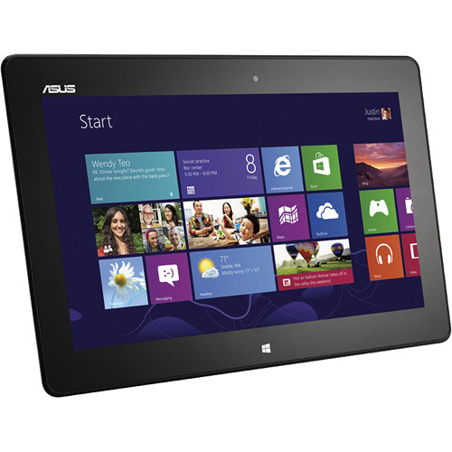 "ASUS 64GB VivoTab Smart 10.1"" Tablet (White)"
