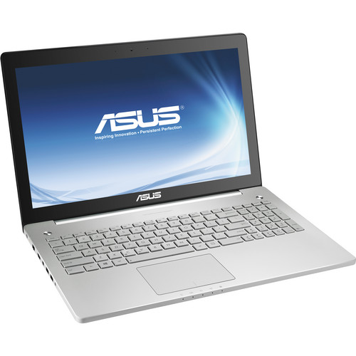 "ASUS N550JV-DB72T 15.6"" Multi-Touch Notebook Computer (Gray)"