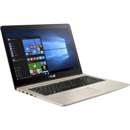 "ASUS 15.6"" VivoBook Pro 15 N580GD Multi-Touch Notebook"