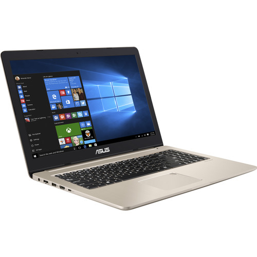 "ASUS 15.6"" VivoBook Pro 15 N580VD Multi-Touch Notebook"