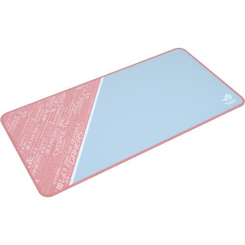 ASUS ROG Sheath Gaming Mouse Pad (Pink)
