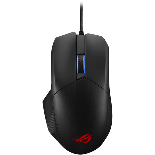 ASUS Republic of Gamers Chakram Core Wired Gaming Mouse (Black)