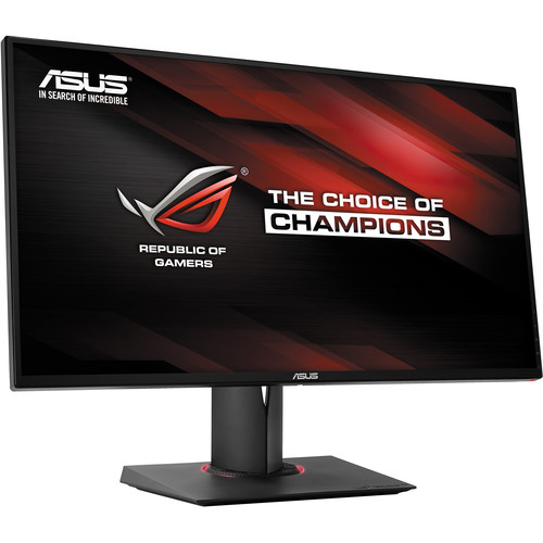 "ASUS Republic of Gamers PG278Q 27"" Widescreen LED Backlit QHD ROG SWIFT Gaming Monitor"