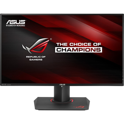 "ASUS PG27AQ 27"" 16:9 Republic of Gamers Swift 4K UHD IPS Monitor"