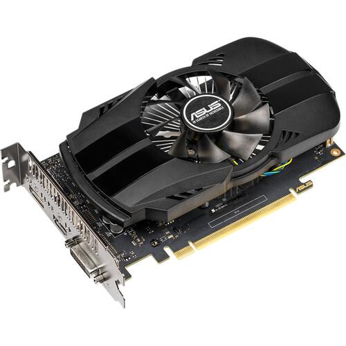 ASUS GeForce GTX 1650 Phoenix Fan Overclocked Edition Graphics Card