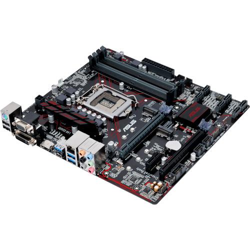 ASUS Prime B250M-Plus LGA 1151 Micro-ATX Motherboard