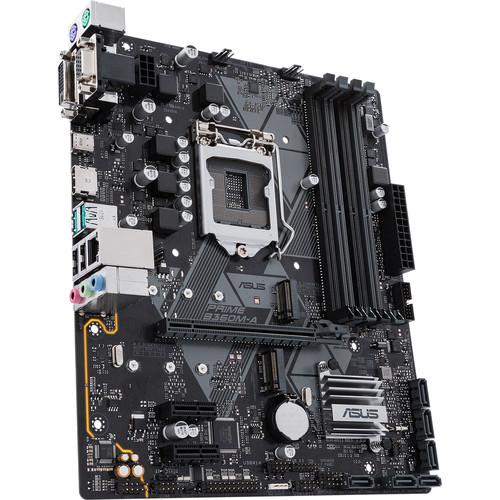ASUS Prime B360M-A LGA 1151 Micro-ATX Motherboard