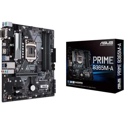 Placa madre ASUS Prime B365M-A LGA 1151 Micro-ATX