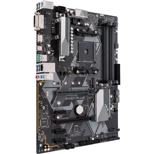ASUS Prime B450 Plus AM4 ATX Motherboard