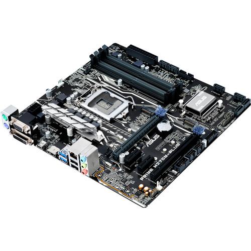 ASUS Prime H270M-Plus/CSM LGA 1151 Micro-ATX Motherboard