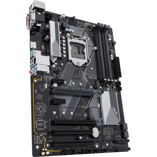 ASUS Prime H370-Plus LGA 1151 ATX Motherboard