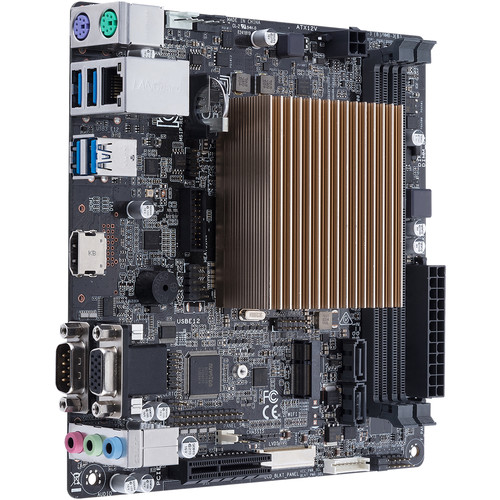 ASUS Prime J3355I-C BGA 1296 Mini-ITX Motherboard with Intel Celeron J3355 CPU
