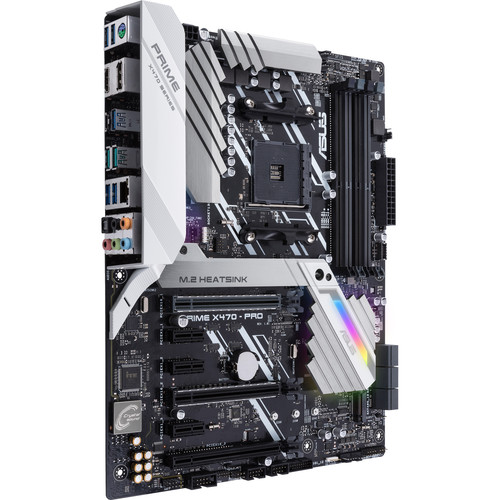 ASUS Prime X470-Pro AM4 ATX Motherboard