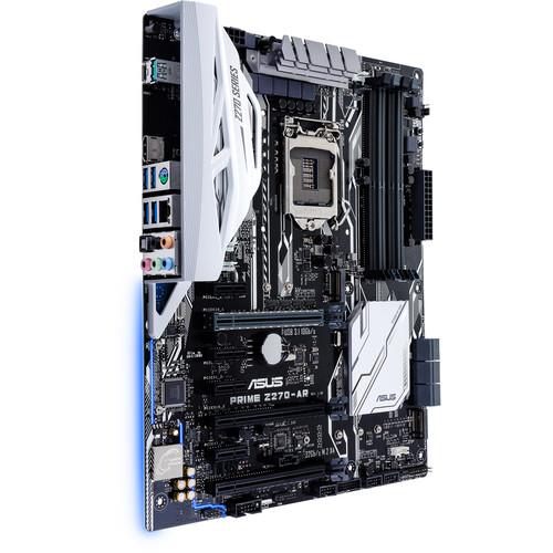 ASUS Prime Z270-AR LGA 1151 ATX Motherboard