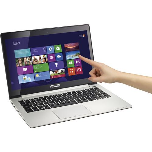 "ASUS VivoBook Q200E-BSI3T08 11.6"" Multi-Touch Notebook Computer"