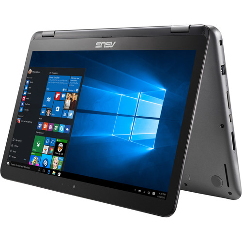 "ASUS 15.6"" R518UA Multi-Touch 2-in-1 Notebook"