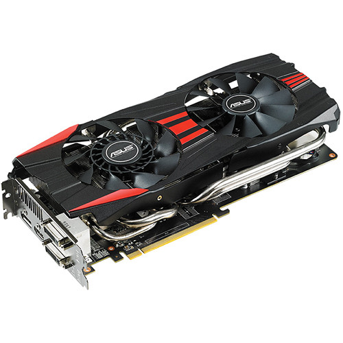 ASUS Radeon R9 280X Graphics Card