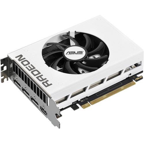 ASUS Radeon R9 Nano Graphics Card (White)