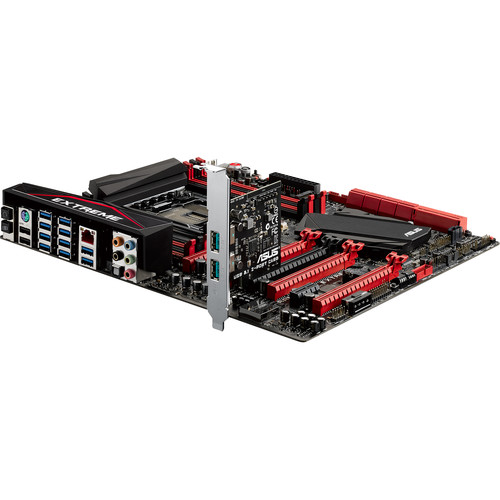ASUS Rampage V Extreme/U3.1 Extended ATX Motherboard