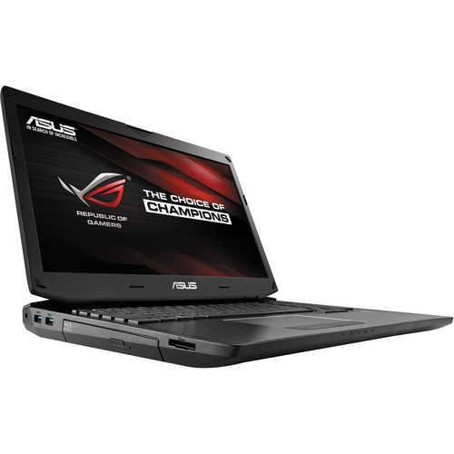 "ASUS Republic of Gamers G750JM-DS71 17.3"" Notebook Computer (Black)"