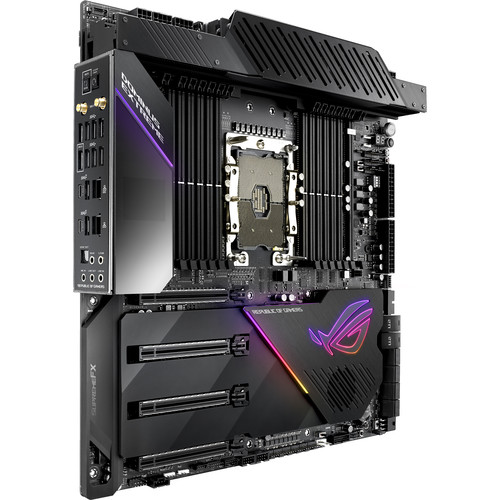 ASUS Republic of Gamers Dominus Extreme EEB/ATX 6-Channel DDR4 Motherboard