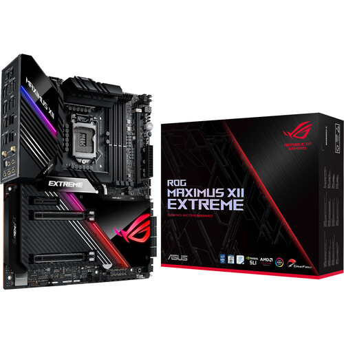 ASUS Republic of Gamers Maximus XII Extreme LGA 1200 E-ATX Motherboard