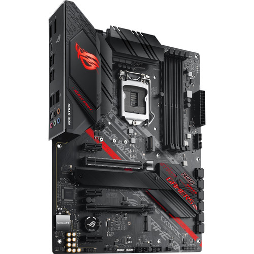 ASUS ROG STRIX B460-H GAMING MOTHERBOARD