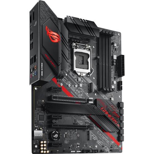 ASUS Republic of Gamers Strix B460-H GAMING LGA 1200 ATX Motherboard