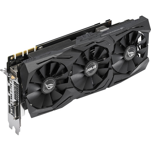 ASUS Republic of Gamers Strix GeForce GTX 1070 Ti Graphics Card