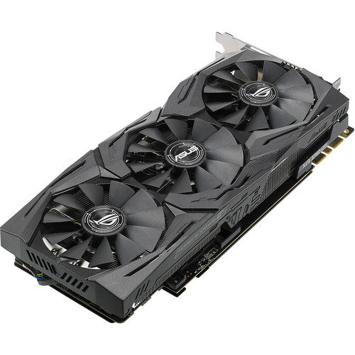 ASUS Republic of Gamers Strix Gaming GeForce GTX 1080 Advanced Edition Graphics Card