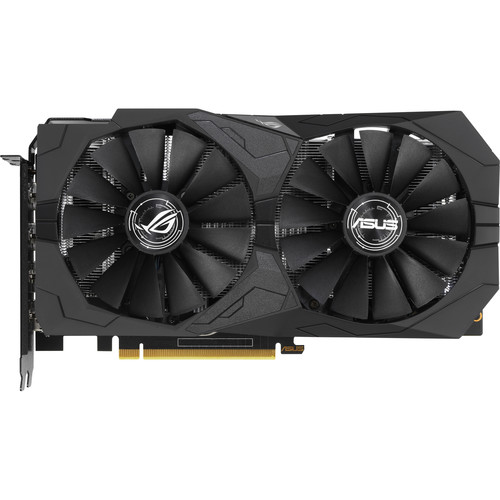 ASUS Republic of Gamers Strix GeForce GTX 1650 OC Edition Graphics Card