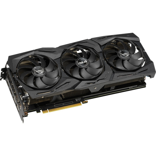 ASUS Republic of Gamers Strix GeForce GTX 1660 Ti Graphics Card
