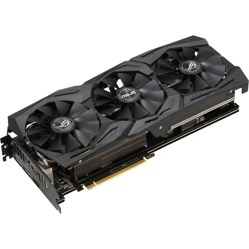 ASUS Republic of Gamers Strix GeForce RTX 2060 Overclocked Edition Graphics Card