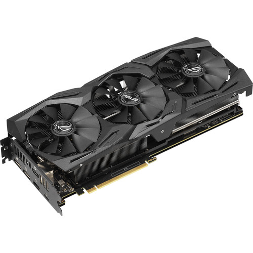 ASUS Republic of Gamers Strix GeForce RTX 2070 OC Edition Graphics Card