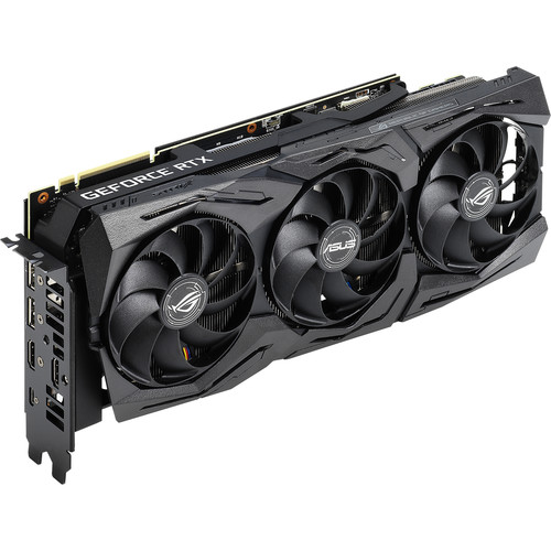ASUS Republic of Gamers Strix GeForce RTX 2080 Advanced Edition Graphics Card