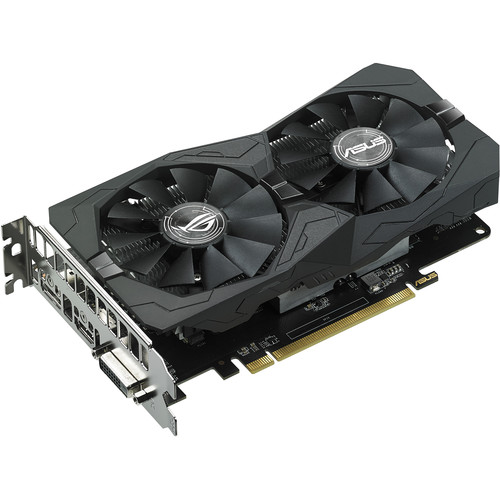 ASUS Republic of Gamers Strix OC Radeon RX 560 Gaming Graphics Card