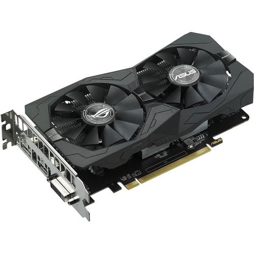 ASUS Republic of Gamers Strix OC Radeon RX 560 Gaming Graphics Card