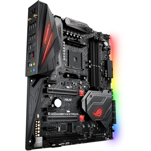 ASUS Republic of Gamers Crosshair VI Extreme AM4 Extended ATX Motherboard