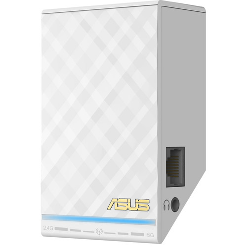 ASUS RP-AC52 Dual-Band Wireless-AC750 Range Extender/Access Point