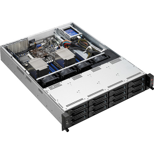 ASUS ASUS RS520-E8-RS12-E V2 12-Bay 2U Rackmount Chassis