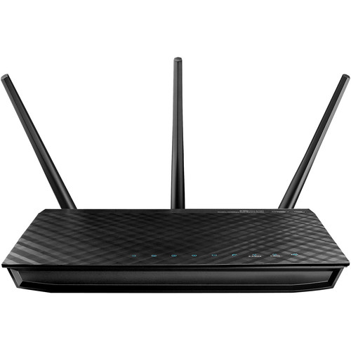 ASUS ASUS RT-N66U Dual-Band Wireless N900 Gigabit Router with USB Adapter