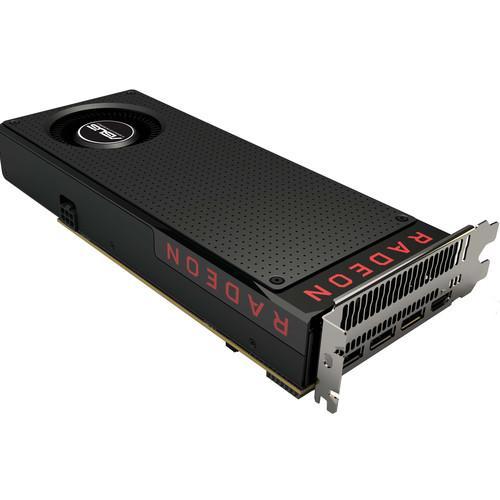 ASUS Radeon RX 480 Graphics Card