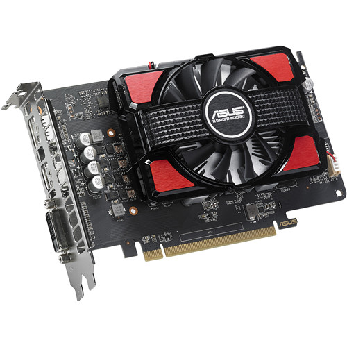 ASUS Radeon RX 550 2G Graphics Card