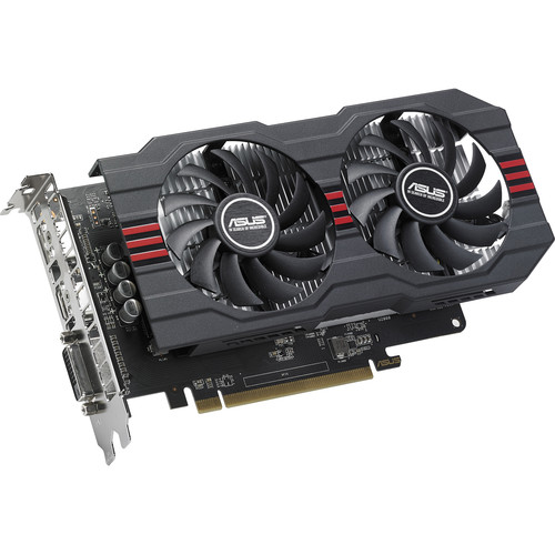 ASUS Radeon RX 560 EVO OC Edition Graphics Card